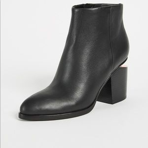 Anthentic Alexander wang Gabi booties